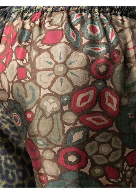 Pantaloni unisex con stampa PIERRE LOUIS MASCIA | Pantalone | ALOE/S10959502498