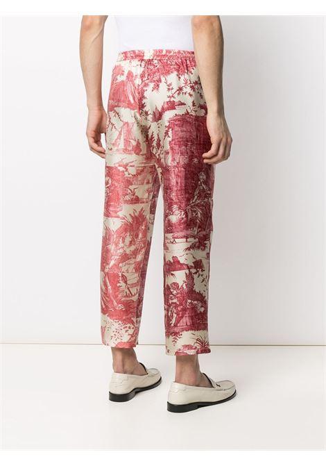 Pantaloni unisex con stampa PIERRE LOUIS MASCIA | Pantalone | ALOE/S10959502500