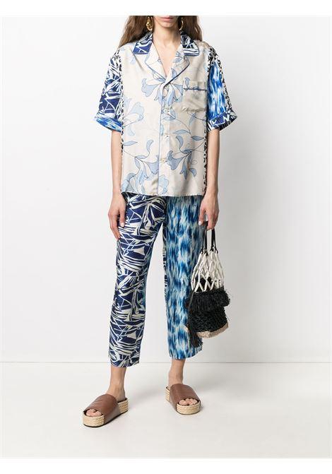 Pantaloni unisex con stampa PIERRE LOUIS MASCIA | Pantalone | ALOE/S10959502501