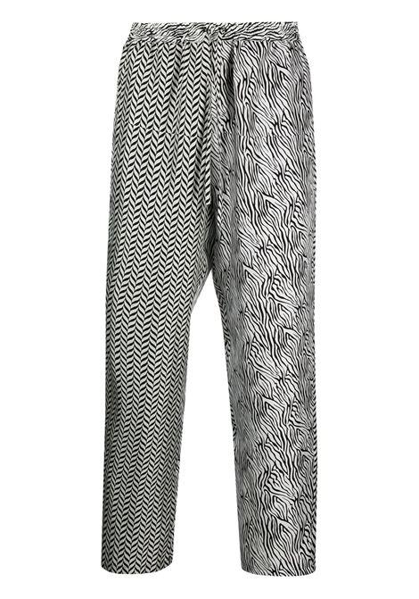 Pantaloni unisex con stampa PIERRE LOUIS MASCIA | Pantalone | ALOE/S10959502502