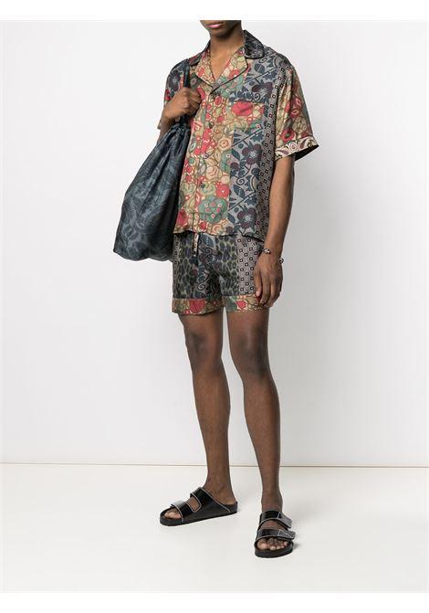 Shorts unisex con stampa PIERRE LOUIS MASCIA | Shorts | ALOE/S11068119443
