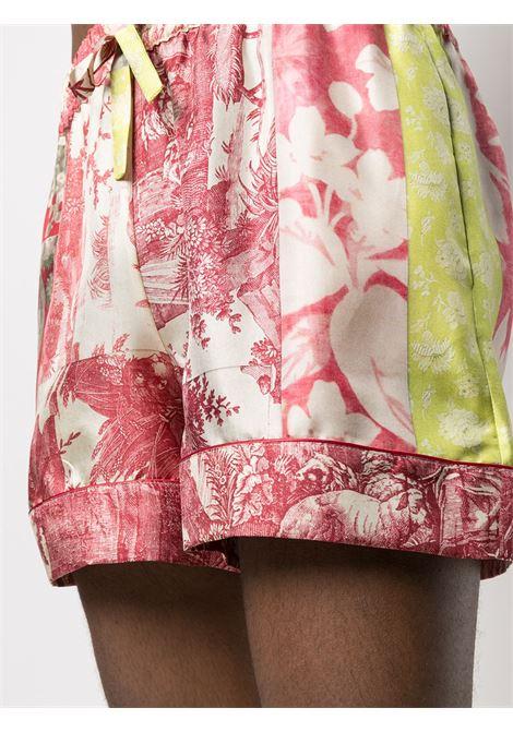Shorts unisex con stampa PIERRE LOUIS MASCIA | Shorts | ALOE/S11068119454