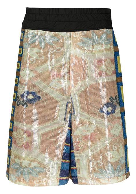 Shorts unisex con paillettes PIERRE LOUIS MASCIA | Shorts | KURT/S11062119415