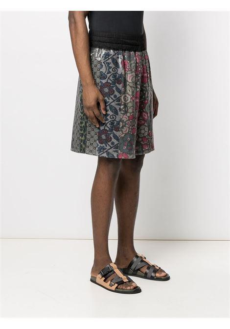 Shorts unisex con paillettes PIERRE LOUIS MASCIA | Shorts | KURT/S11062119443
