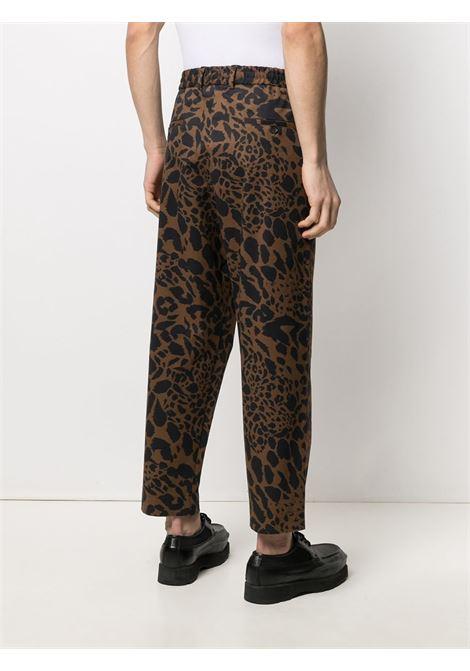 Pantaloni unisex con stampa PIERRE LOUIS MASCIA | Pantalone | MINA10955119462