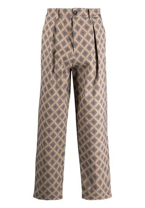 Pantaloni unisex con stampa PIERRE LOUIS MASCIA | Pantalone | MINA10955119465