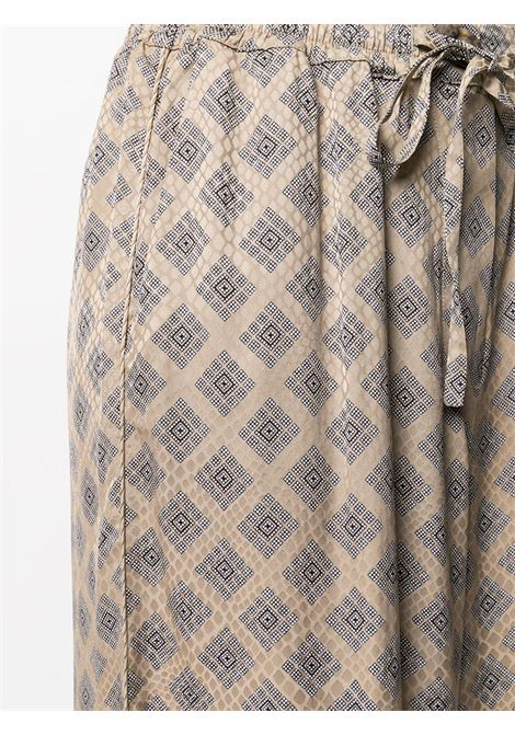 Pantaloni a palazzo PIERRE LOUIS MASCIA | Pantalone | PEONIA3/S11094119465