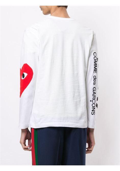 PLAY COMME DES GARCONS | T-Shirts | P1T2581