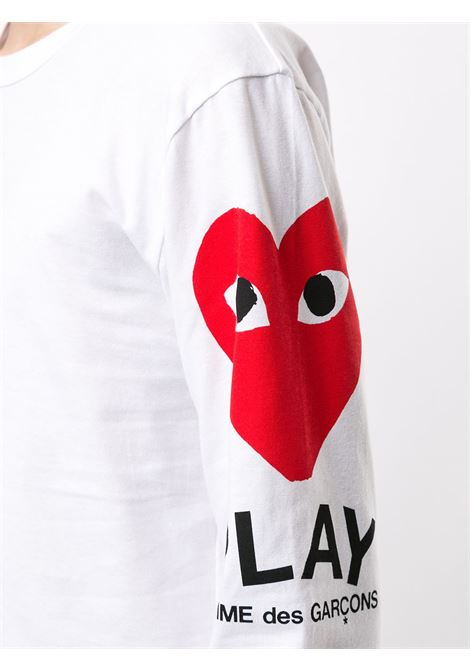 PLAY COMME DES GARCONS | T-Shirts | P1T2601