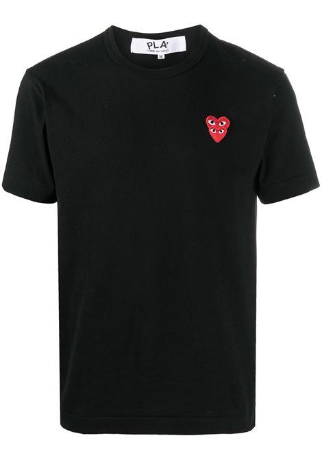PLAY COMME DES GARCONS | T-Shirts | P1T2881
