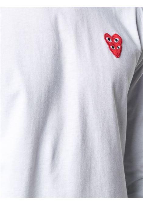 PLAY COMME DES GARCONS | T-Shirts | P1T2922