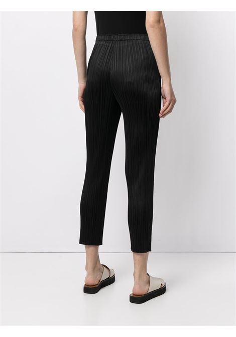 Pantaloni crop plissettati PLEATS PLEASE | Pantalone | PP16JF11115