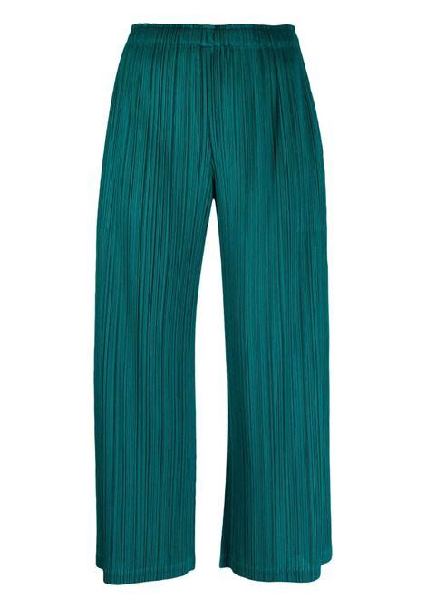 Pantaloni crop plissettati PLEATS PLEASE | Pantalone | PP16JF55362