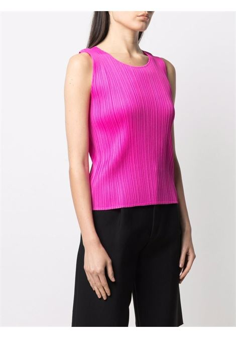 PLEATS PLEASE | Tank top | PP16JK90122