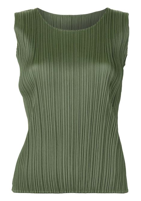 PLEATS PLEASE | Tank top | PP16JK90165