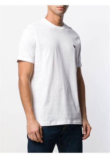 t-shirt girocollo manica corta a tinta unita PS PAUL SMITH | T-shirt | M2R-011R-AZEBRA01
