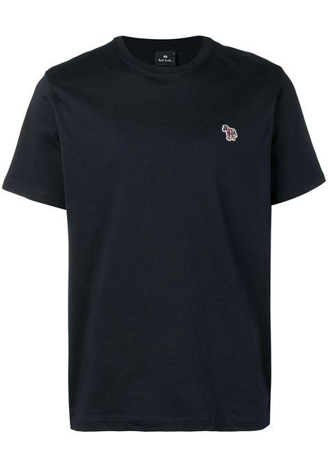 t-shirt manica corta con logo zebra PS PAUL SMITH | T-shirt | M2R-011R-AZEBRA49