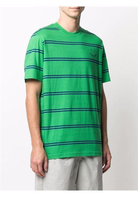 t-shirt a righe manica corta con logo SMILE PS PAUL SMITH | T-shirt | M2R-011R-F2116633