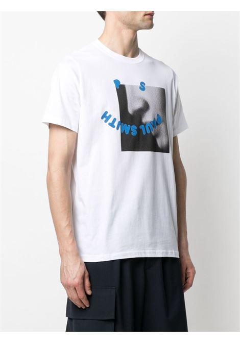 t-shirt manica corta con logo PS PAUL SMITH | T-shirt | M2R-011R-FP250801