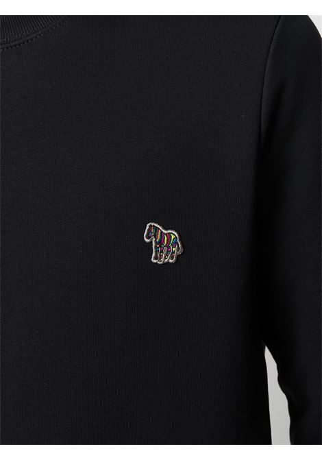 Felpa con applicazione logo ricamato PS PAUL SMITH | Felpa | M2R-027R-FZEBRA79