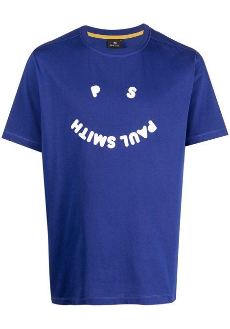 t-shirt mezze maniche con logo SMILE PS PAUL SMITH | T-shirt | M2R-226T-FP247146