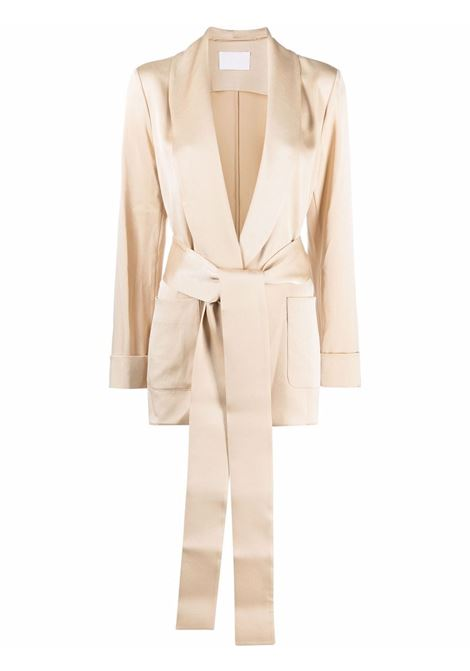 giacca pigiama  con collo sciallato RACIL | Giacca | RS12-J09-ANGEL057