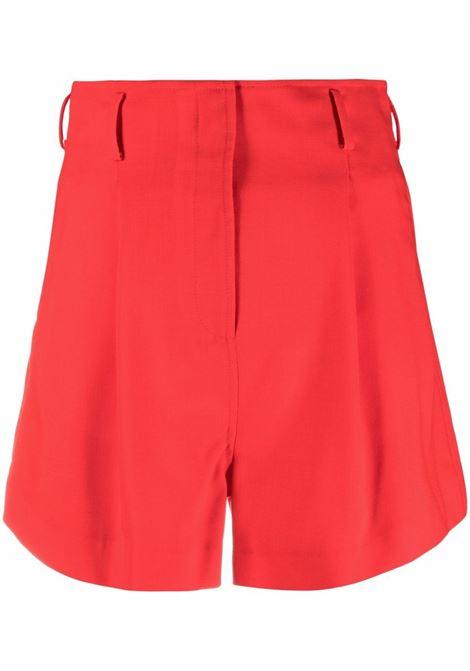 shorts vita alta con pences RACIL | Shorts | RS12-P9-SABI004
