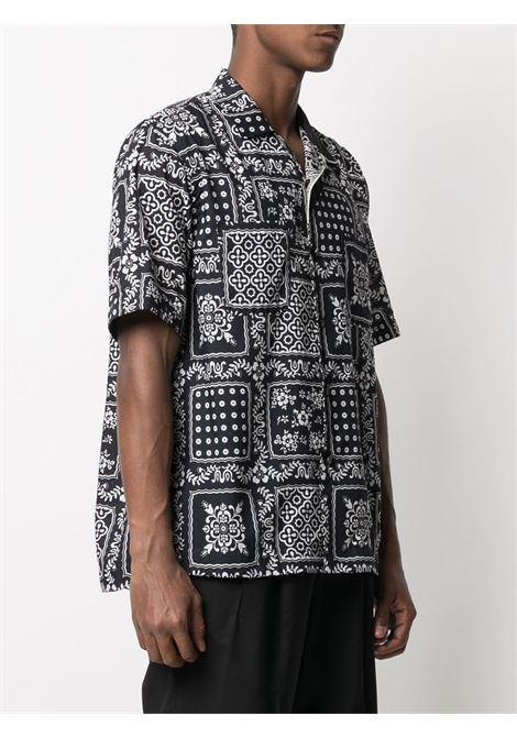 Camicia mezza manica SACAI | Camicia | 21-02471M202