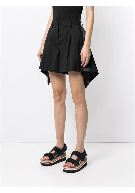 Shorts asimmetrici SACAI | Shorts | 21-05402001