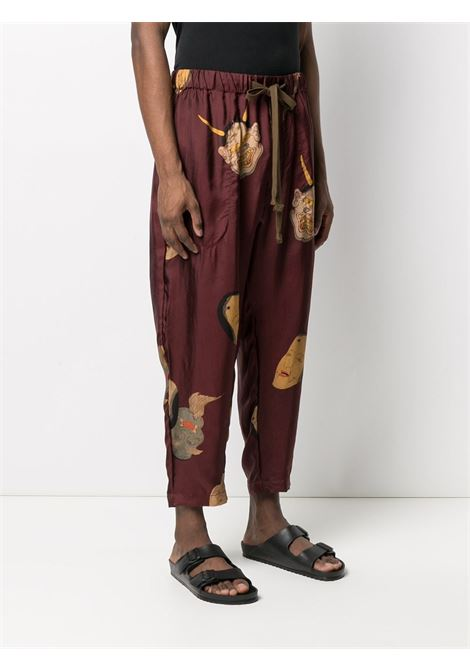 UMA WANG | Pants | UM3508UW792
