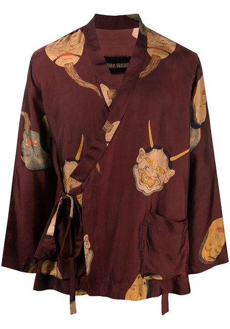 Giacca stile kimono UMA WANG | Giacca | UM6528UW792