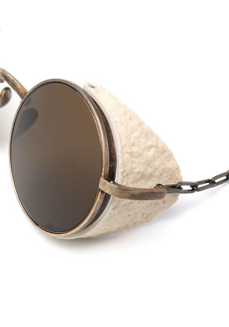 occhiale tondo con catena RIGARDS per UMA WANG UMA WANG | Occhiali | UW0004UWGWS