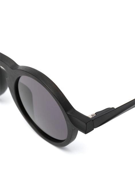 occhiale tondo RIGARDS per UMA WANG UMA WANG | Occhiali | UW0008UWBLK
