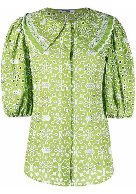 camicia con manica a 3/4 VIVETTA | Camicia | G101-0082F511