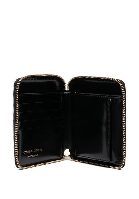 Portafoglio con zip WALLETS COMME DES GARCONS | Portafogli | SA2100BR1
