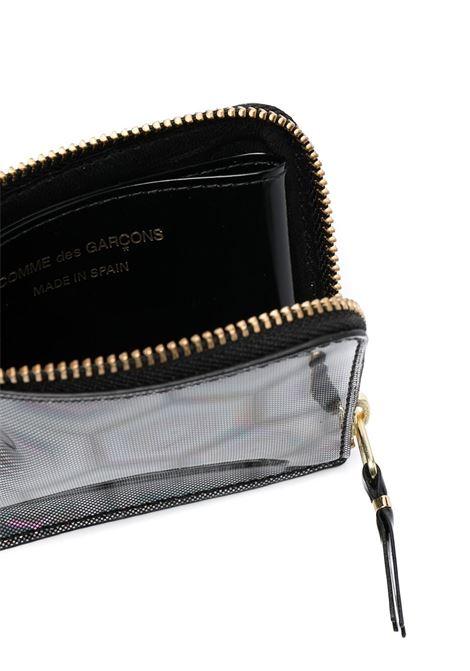 Portafoglio con zip WALLETS COMME DES GARCONS | Portafogli | SA3100BR1