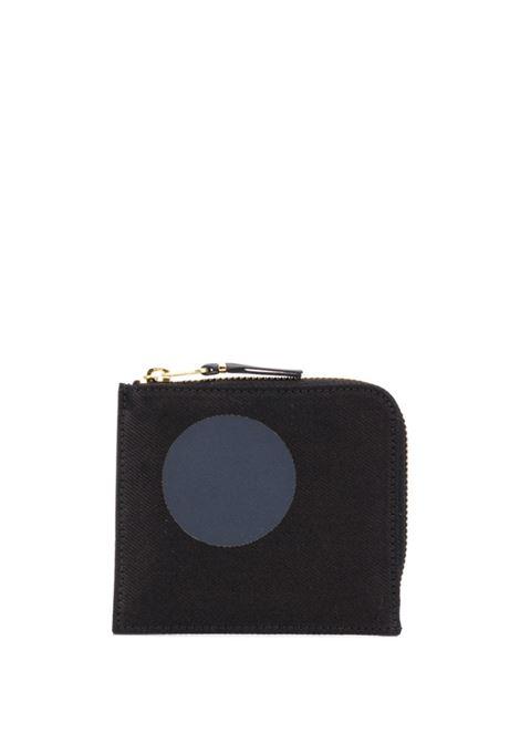 Portafoglio a pois con zip WALLETS COMME DES GARCONS | Portafogli | SA3100RD1