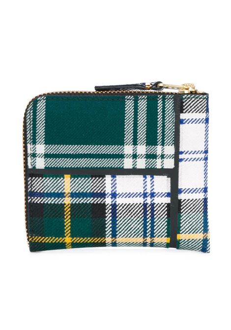 WALLETS COMME DES GARCONS | Wallets | SA3100TPGREEN