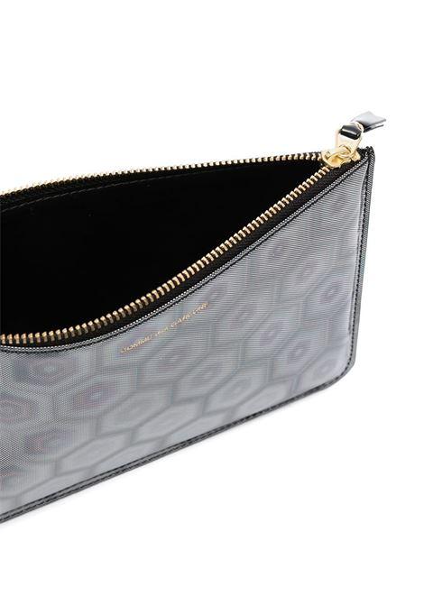 Portafoglio con zip WALLETS COMME DES GARCONS | Portafogli | SA5100BR1