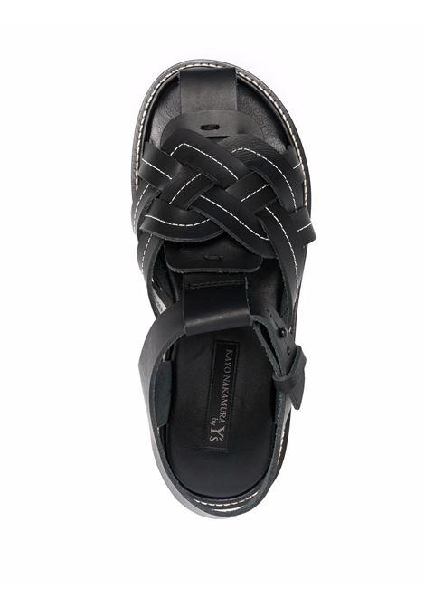 sandalo con lavorazione a  treccia Y's | Scarpe | YD-E30-7072