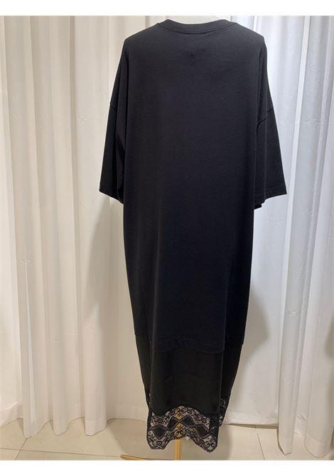 abito t-shirt oversize VAQUERA | Abito | VAQ01O0071