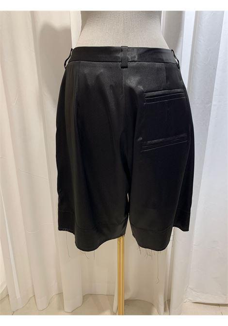 shorts in satin VAQUERA | Pantalone | VAQ01P0071