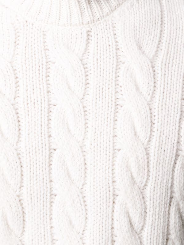 Altea Maglione mezzo collo intrecciato collo lupetto Altea | 5032251 | 206126128/R