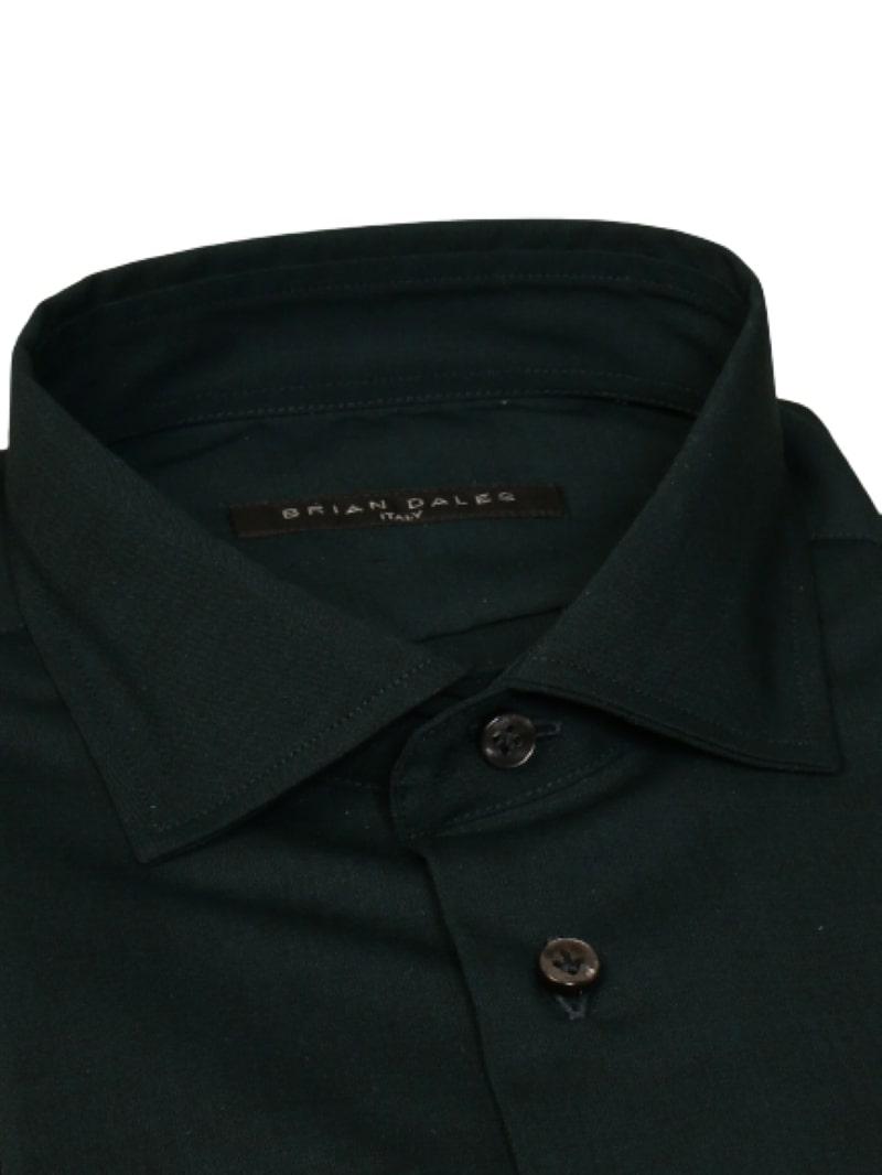 Brian Dales camicia basica nera BRIAN DALES | 6 | BS50SPST8207005