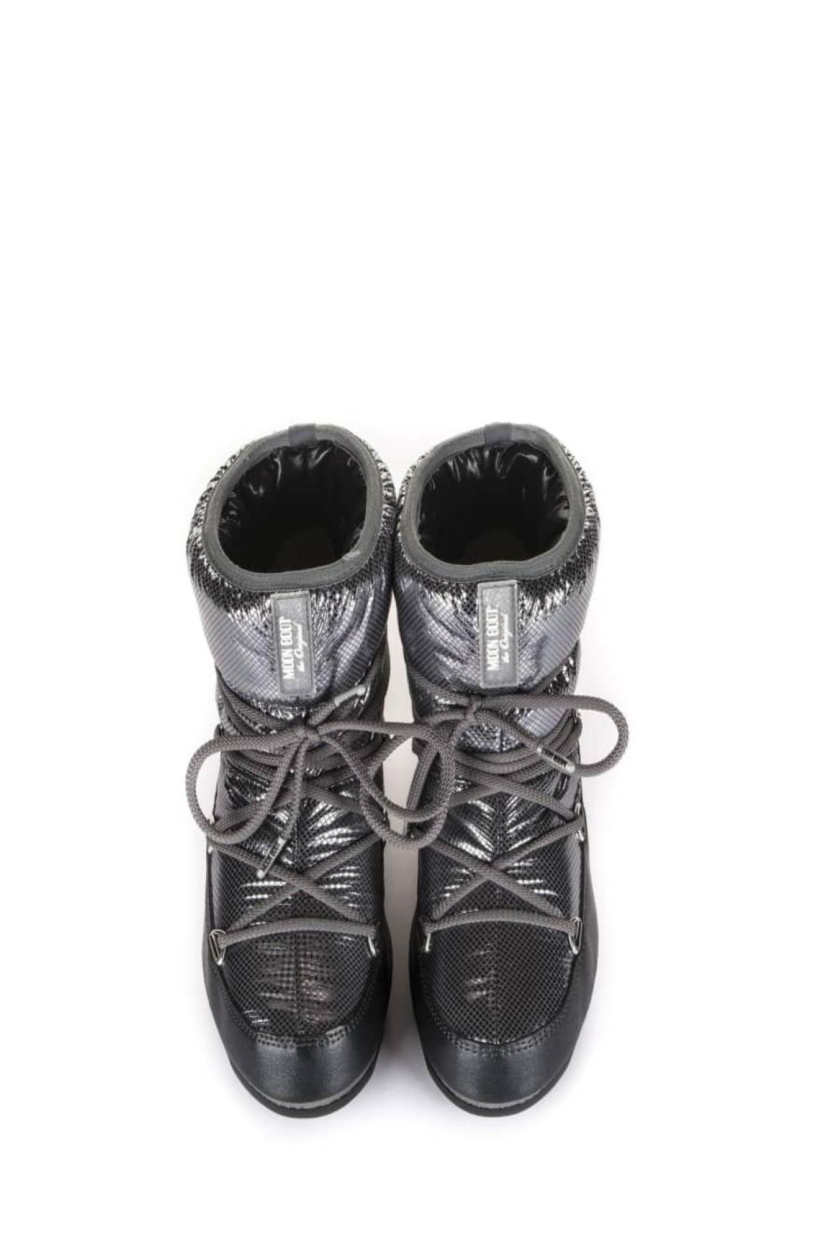 Moon Boot Low Saint Moritz WP Canna di Fucile Winter Boot MOON BOOT   12   24009002