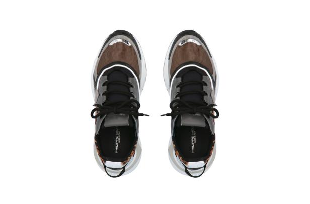 Eze Leo Mixage - Gris Beige Philippe Model | 12 | A10IEZLDLX0202