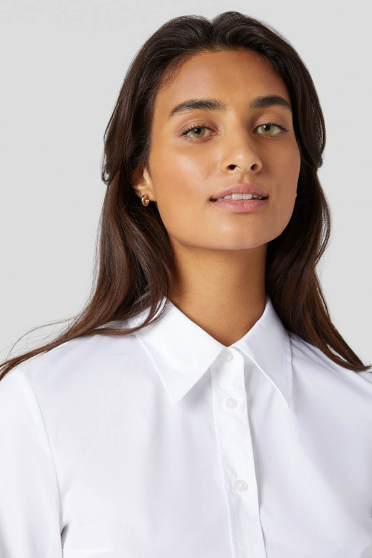 Dondup Camicia basica in Popeline DONDUP | 6 | DC149PS0012D000
