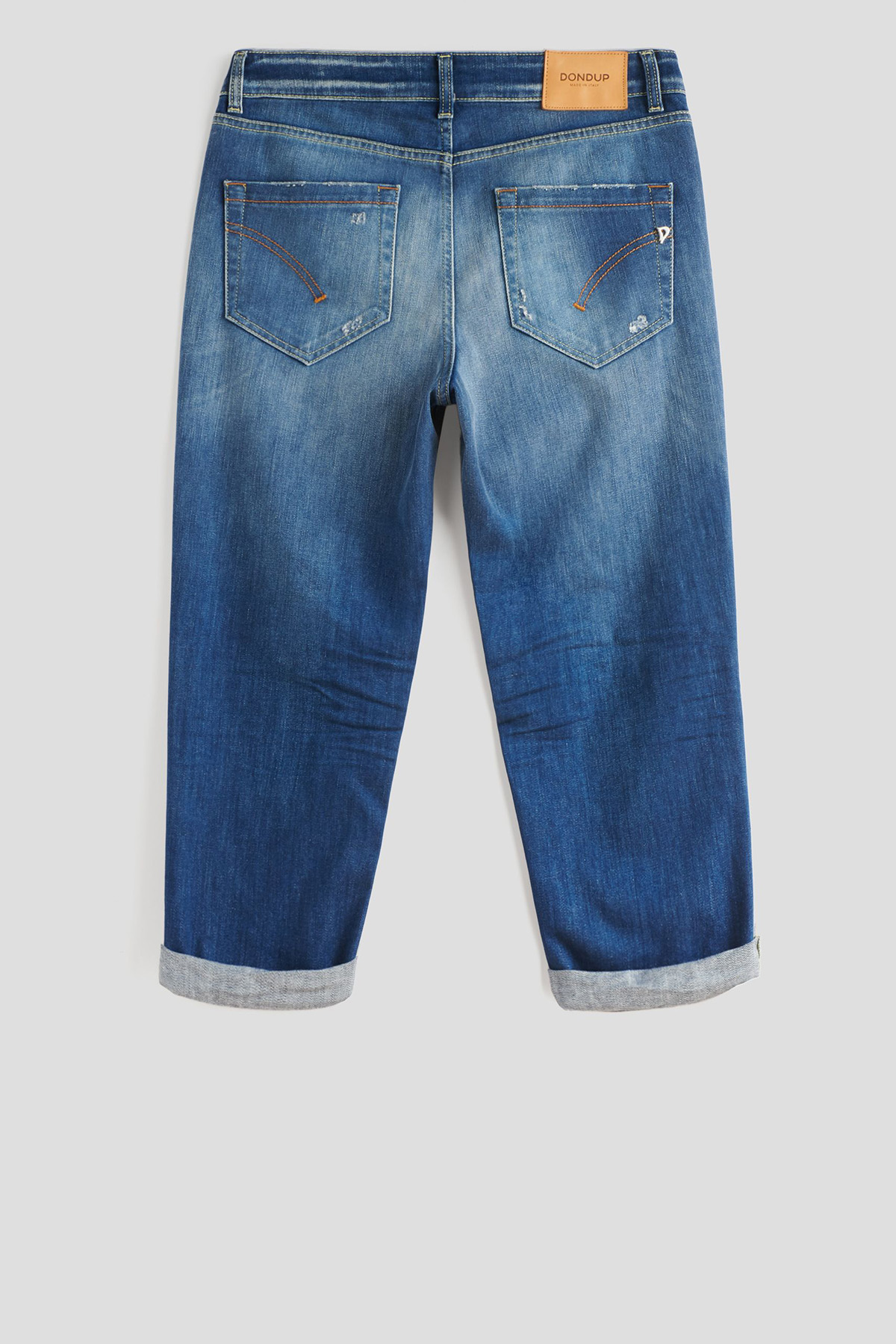 jeans Loose koons gioiello DONDUP | 24 | DP268BDS0107DBQ8