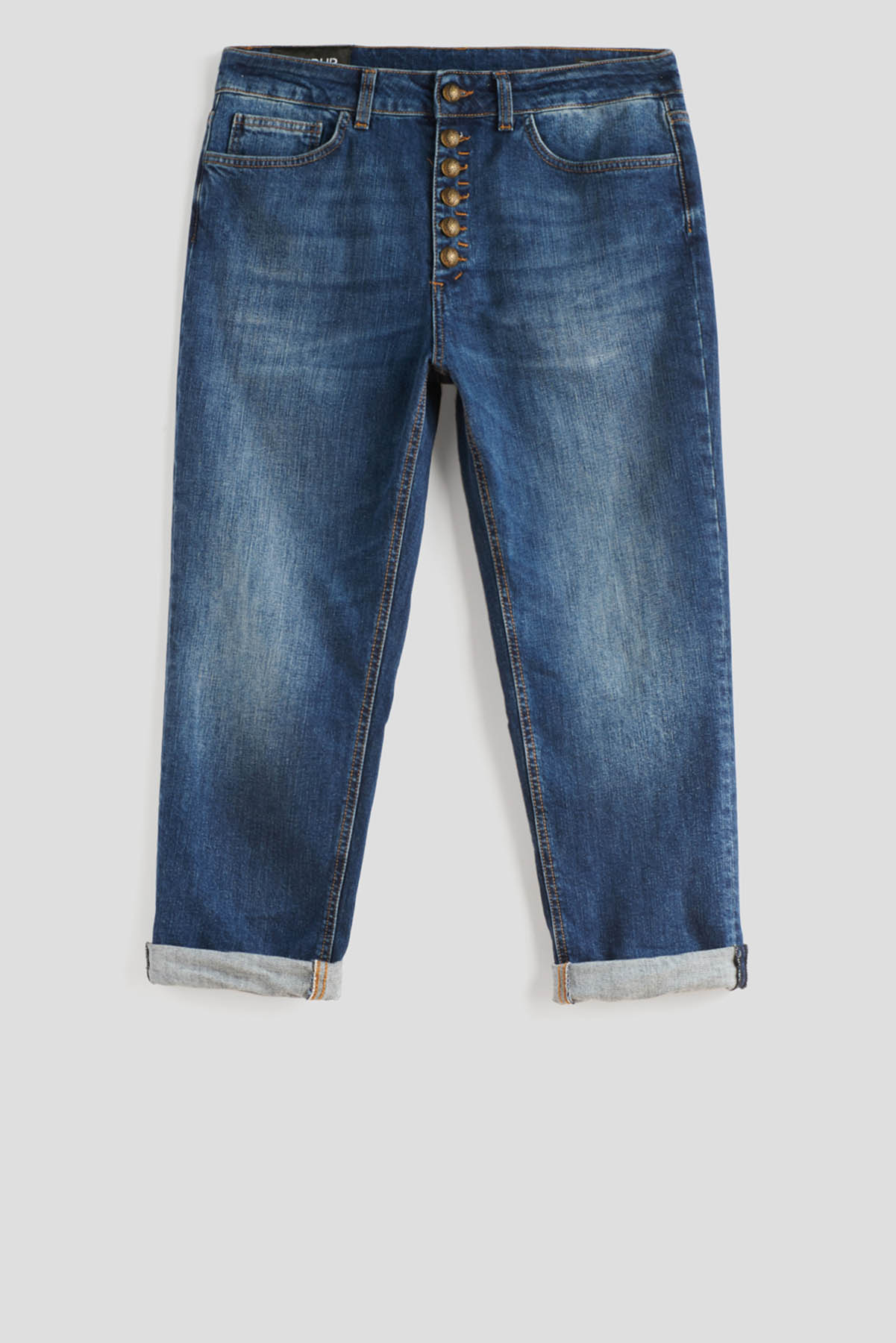 jeans Loose koons gioiello DONDUP | 24 | DP268BDS0257DBQ1