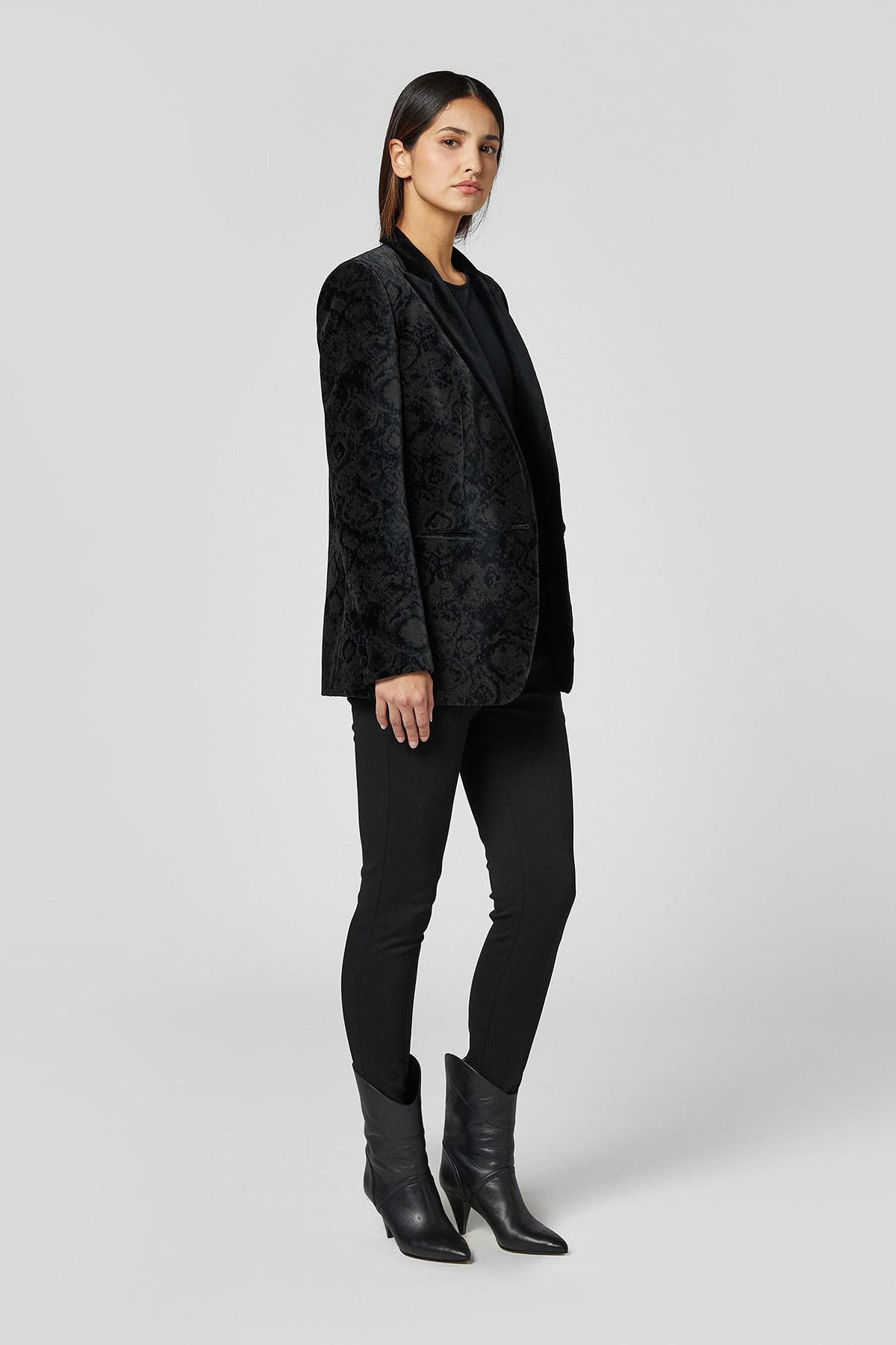 Dondup Pantaloni Slim Fit con  bottoni gioiello DONDUP | 9 | DP600JS0260D999
